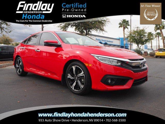 Used 2018 Honda Civic Sedan in Las Vegas, NV