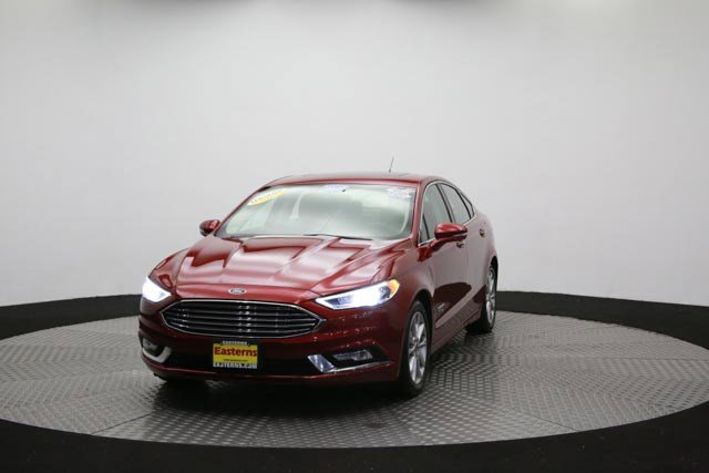 2017 Ford Fusion Energi for sale 122753 49