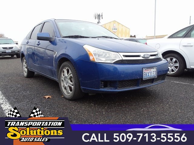 Used 2008 Ford Focus in Pasco, WA