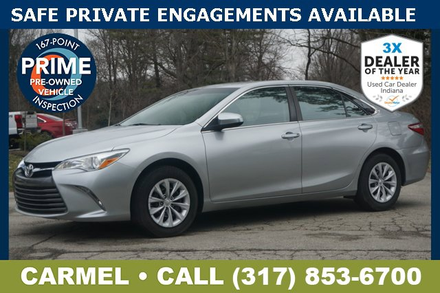 Used 2015 Toyota Camry in Indianapolis, IN