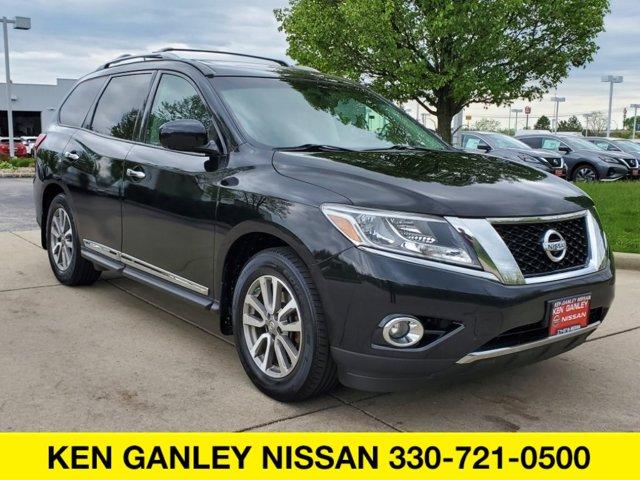 Used 2015 Nissan Pathfinder in Medina, OH