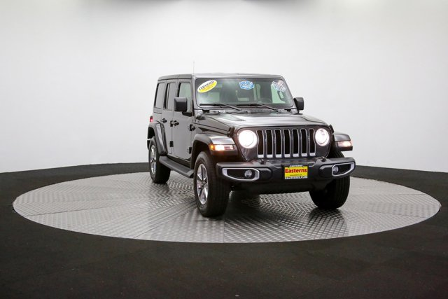 2019 Jeep Wrangler Unlimited for sale 123540 44