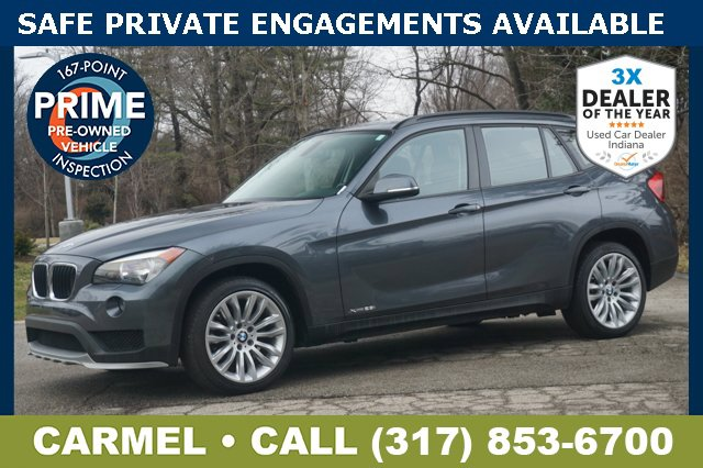 Used 2015 BMW X1 in Indianapolis, IN