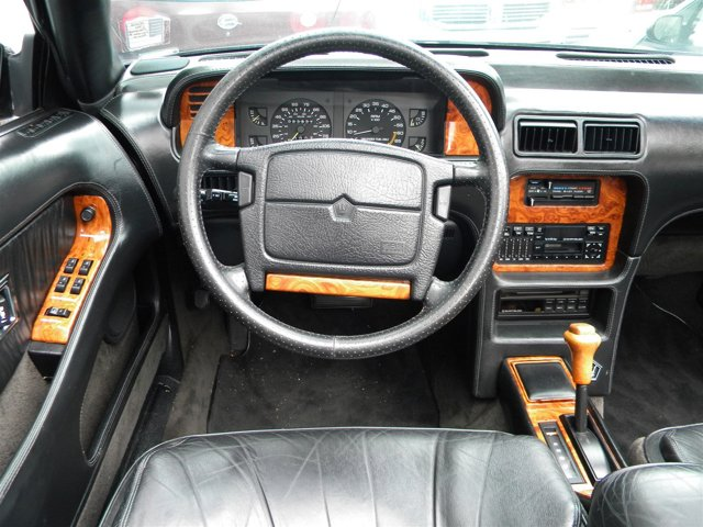 Used 1991 Chrysler TC by Maserati 2dr Convertible