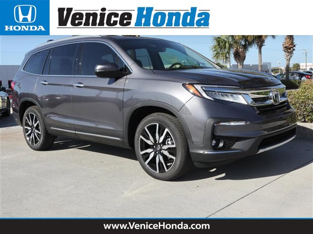 New 2020 Honda Pilot in Venice, FL