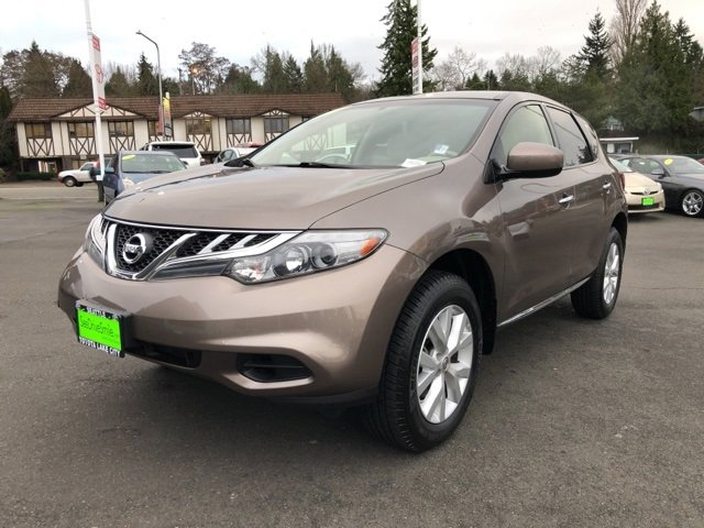 2014 Nissan Murano AWD 4dr S
