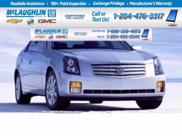 2007 Cadillac CTS Base 4dr Sdn 2.8L Gas V6 2.8L/170 [1]