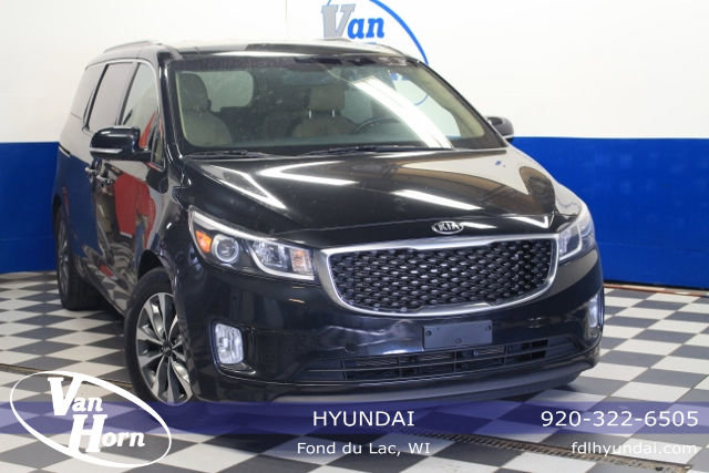 Used 2015 KIA Sedona in , WI