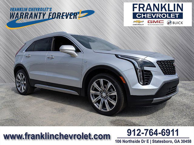 New 2019 Cadillac XT4 in Statesboro, GA
