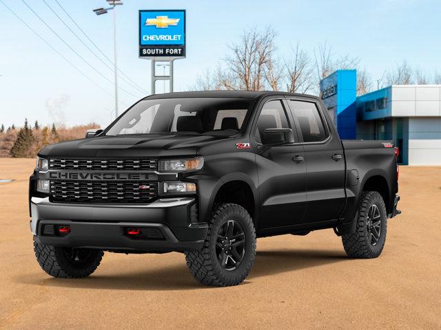 "2022 Chevrolet Silverado 1500 LTD Custom Trail Boss Crew Cab 4WD 4WD Crew Cab 147"" Custom Trail Boss Turbocharged Gas I4 2.7L/166 [0]"