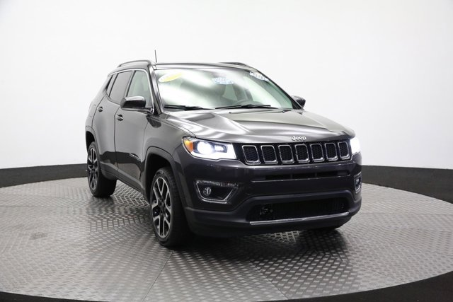 2017 Jeep Compass for sale 119944 30