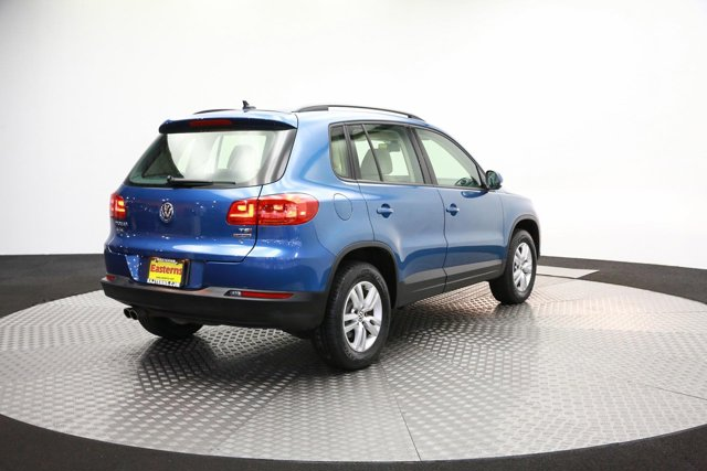 2017 Volkswagen Tiguan for sale 121578 4