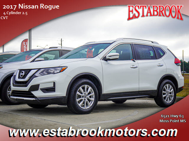 Used 2017 Nissan Rogue in Moss Point, MS