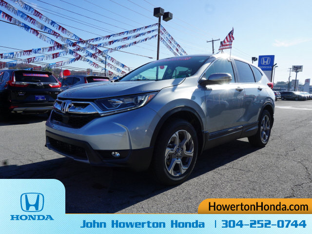 New 2019 Honda CR-V in Beckley, WV