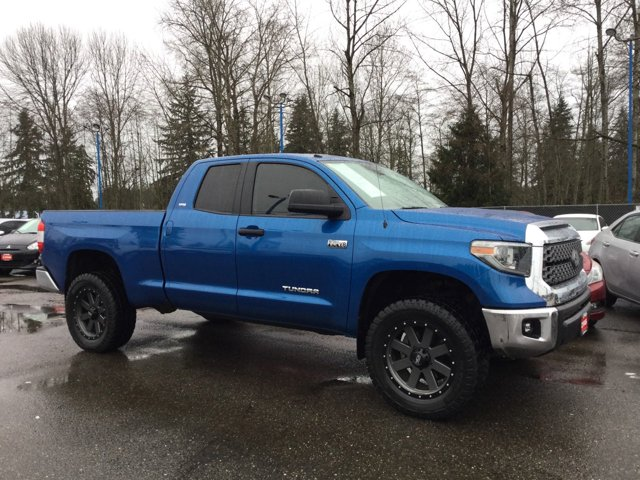 Used 2018 Toyota Tundra 4WD SR5 Double Cab 6.5' Bed 5.7L