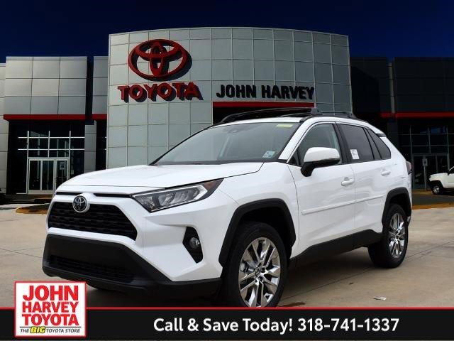 New 2020 Toyota RAV4 in Bossier City, LA