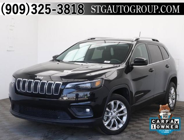 Used 2019 Jeep Cherokee in Ontario, Montclair & Garden Grove, CA