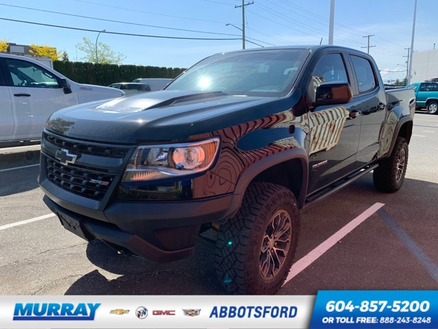 "2019 Chevrolet Colorado 4WD ZR2 4WD Crew Cab 128.3"" ZR2 Gas V6 3.6L/ [4]"