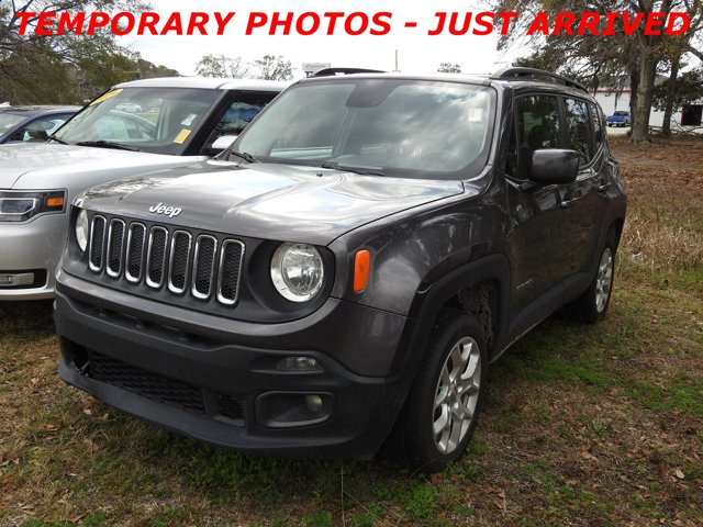 Used 2017 Jeep Renegade in , NC