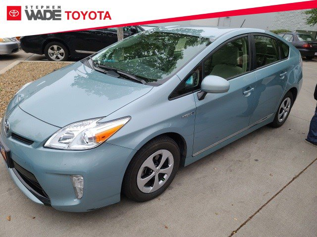 Used 2015 Toyota Prius Three