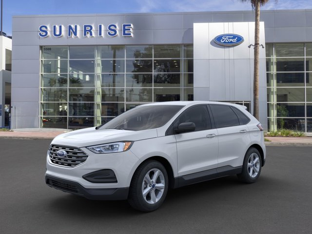 2020 Ford Edge SE SE FWD Intercooled Turbo Premium Unleaded I-4 2.0 L/122 [4]