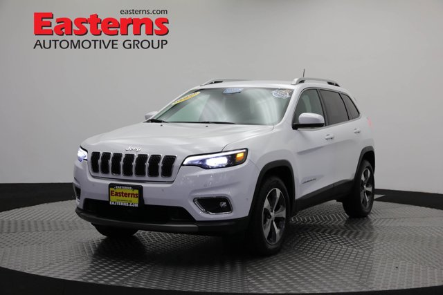 2019 Jeep Cherokee Limited Luxury Technology Sport Utility