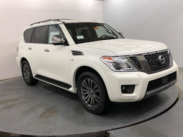 New 2019 Nissan Armada in Indianapolis, IN