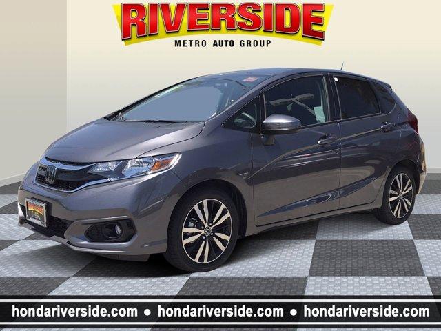 2020 Honda Fit EX EX CVT Regular Unleaded I-4 1.5 L/91 [0]