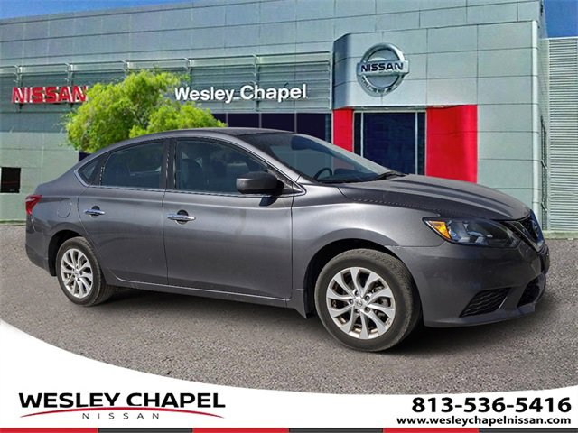 Used 2018 Nissan Sentra in Wesley Chapel, FL