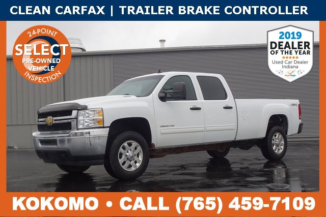 Used 2014 Chevrolet Silverado 3500HD in Indianapolis, IN