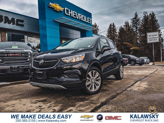 2020 Buick Encore Preferred AWD 4dr Preferred Turbocharged I4 1.4L/ [0]