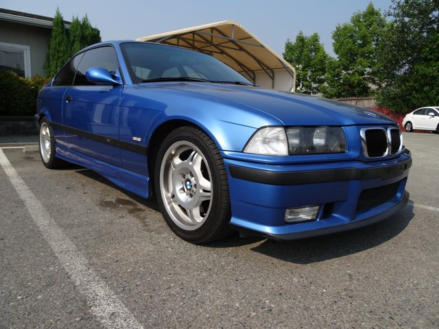 Used 1999 BMW 3 Series M3 2dr Cpe Manual