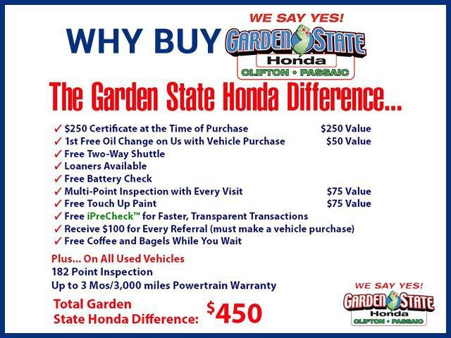 Used 2019 Honda HR-V in Clifton, NJ