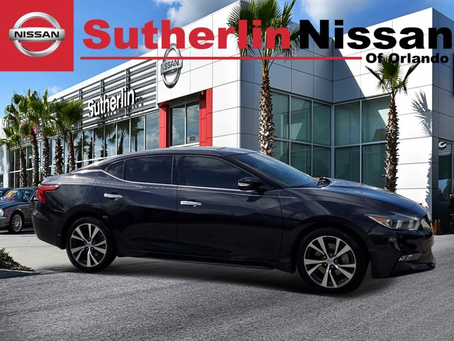 Used 2017 Nissan Maxima in Orlando, FL