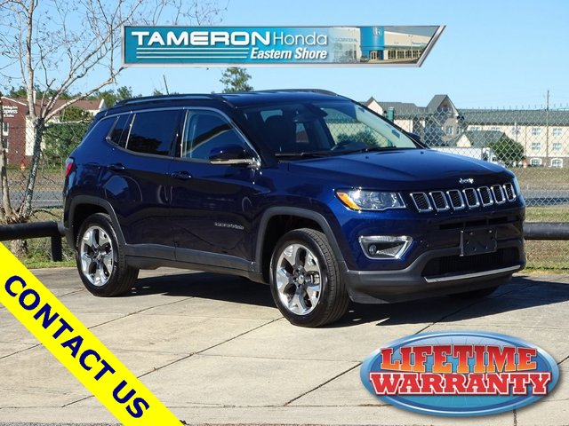 Used 2019 Jeep Compass in Daphne, AL