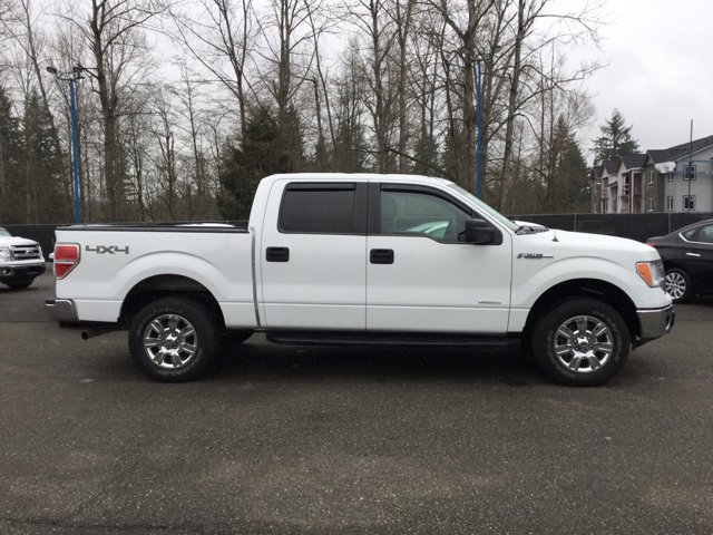 Used 2014 Ford F-150 4WD SuperCrew 145 XLT