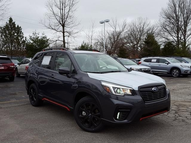 New 2020 Subaru Forester in Cleveland, OH