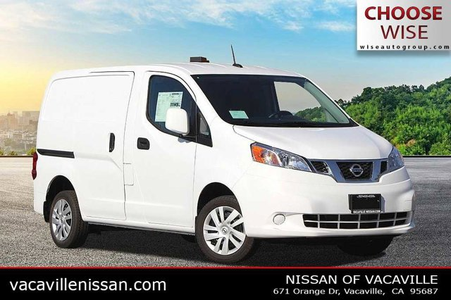 2020 Nissan NV200 Compact Cargo SV I4 SV Regular Unleaded I-4 2.0 L/122 [7]