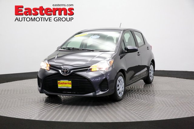 2017 Toyota Yaris for sale 121441 0