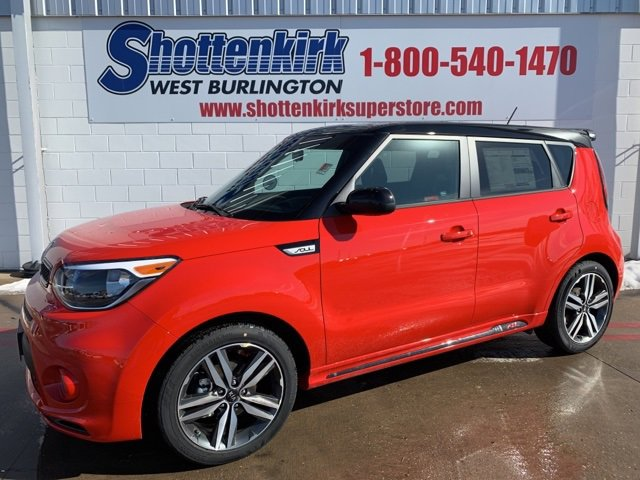 2019 KIA Soul +
