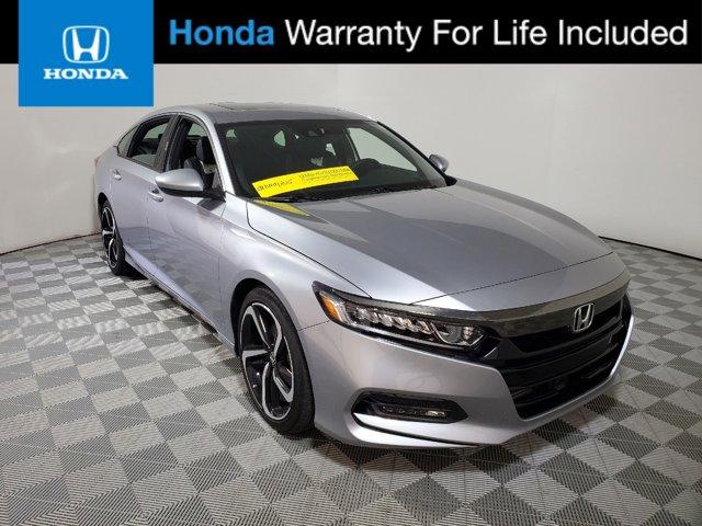 New 2019 Honda Accord Sedan in , LA