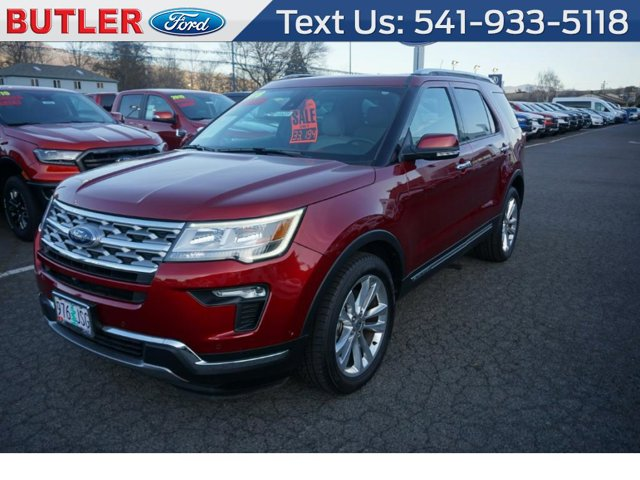 Used 2018 Ford Explorer in Medford, OR
