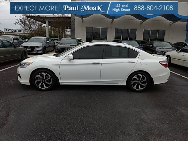 Used 2016 Honda Accord Sedan in Jackson, MS