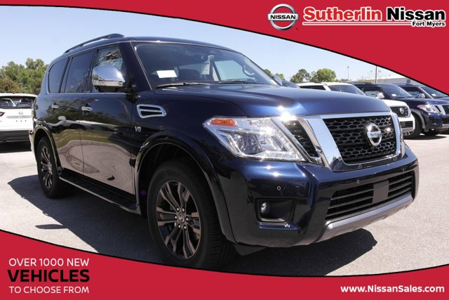 New 2019 Nissan Armada in Fort Myers, FL