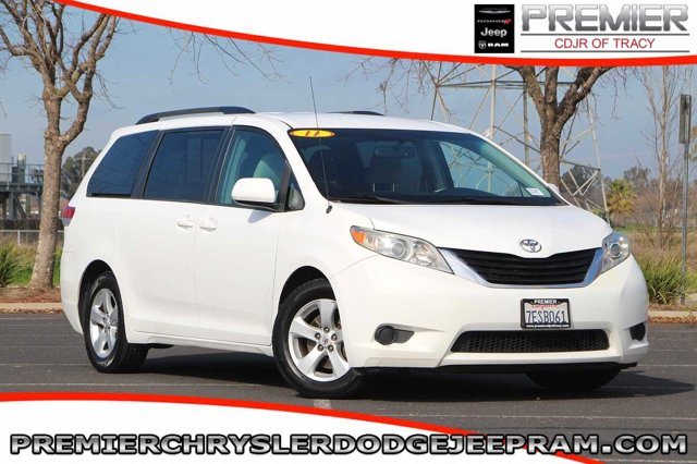Used 2011 Toyota Sienna in Tracy, CA