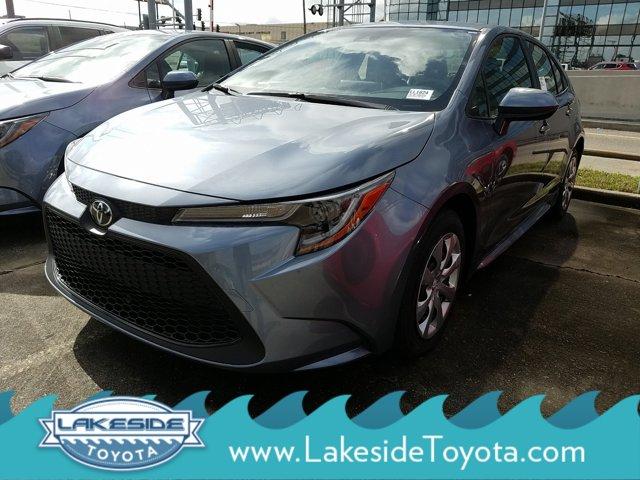New 2020 Toyota Corolla in Metairie, LA
