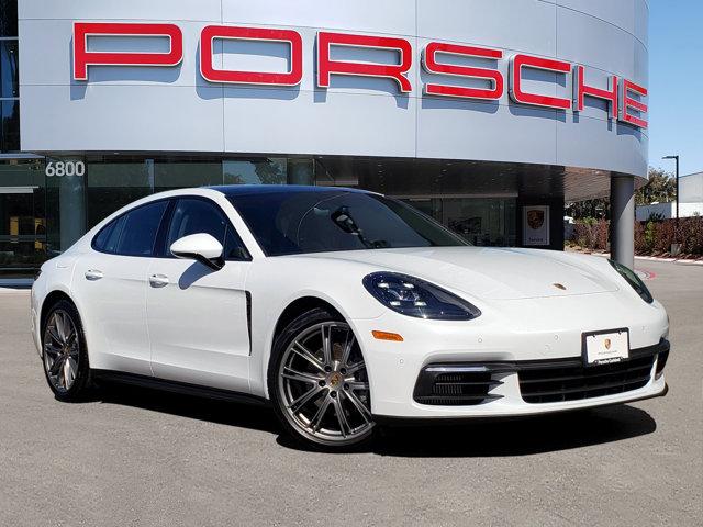 Pre-Owned 2018 Porsche PANAMERA 4S