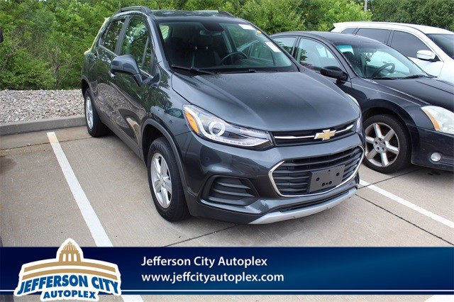 Used 2017 Chevrolet Trax in Jefferson City, MO