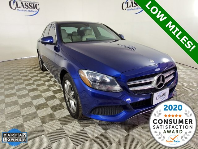 Used 2018 Mercedes-Benz C-Class in Midland, TX