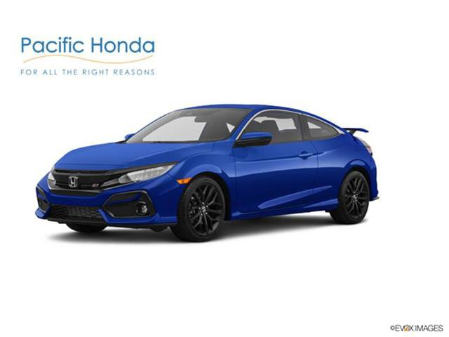 New 2020 Honda Civic Si Coupe in San Diego, CA